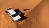 العثور على مفقود صحراء سعد بالرياض