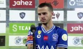 بالفيديو .. جيوفينكو: نحن قريبين من الدوري وشعورنا ممتاز بعودة الجماهير