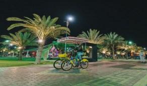 متنزهات وحدائق الجوف تستعد لاستقبال الزوار خلال العيد