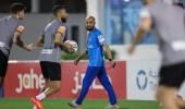 عبداللطيف الحسيني يقود الهلال في مباراة الشباب غدًا