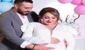 بالصور.. الشاعرة شهد الشمري تنتظر مولودها الأول