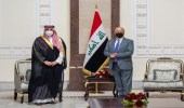 الأمير خالد بن سلمان يغرد بعد لقائه بالرئيس العراقي
