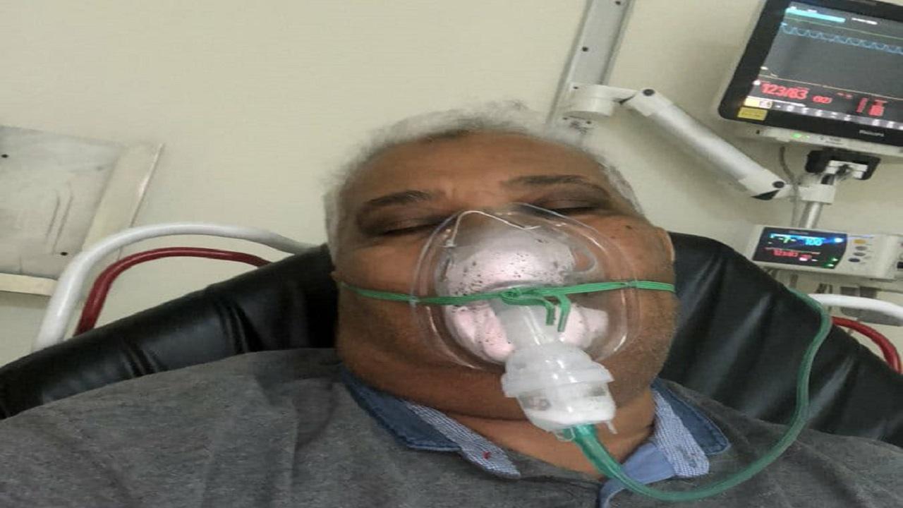 تدهور الحالة الصحية للموسيقار طلال باغر