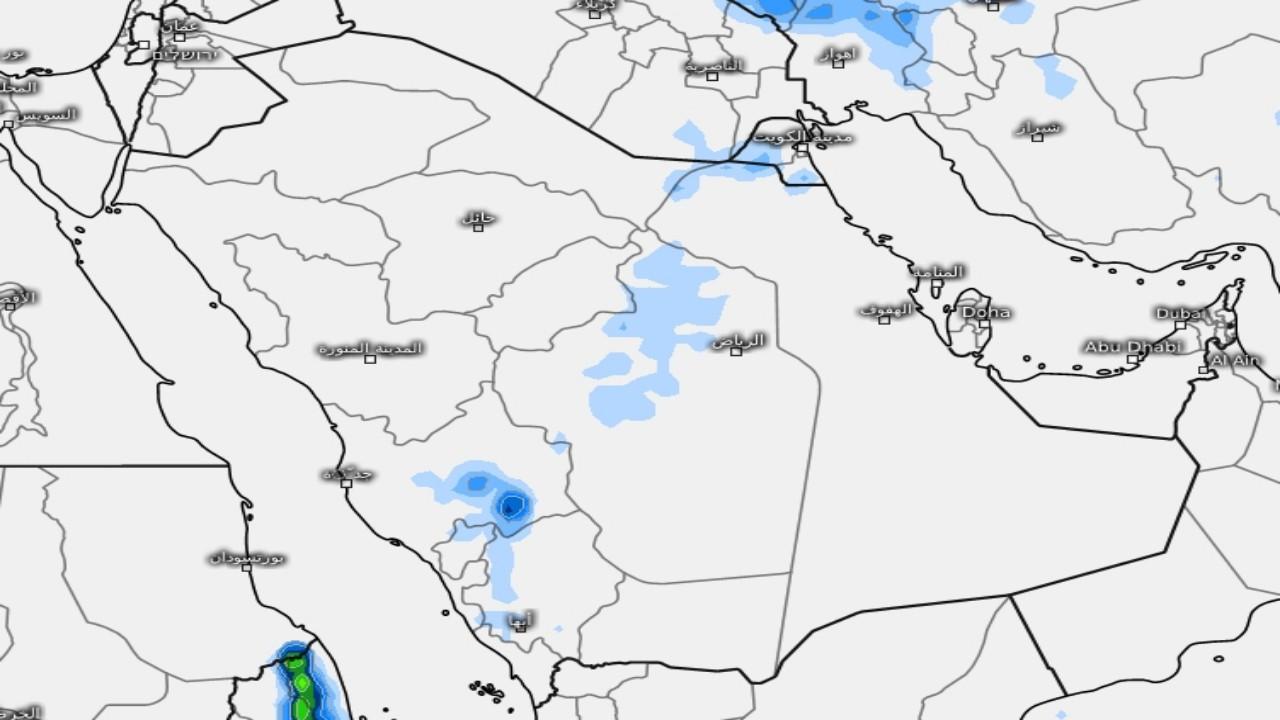«المسند»: استقرار جوي عام في معظم المناطق (صورة)