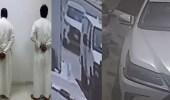 بالفيديو.. سطو مسلح على طاقم تغذية أجهزة صراف وسرقة 950 ألف ريال بالدلم