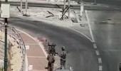 بالفيديو .. الجيش الإسرائيلي يقتل سيدة فلسطينية بحجة مهاجمتها نقطة تفتيش