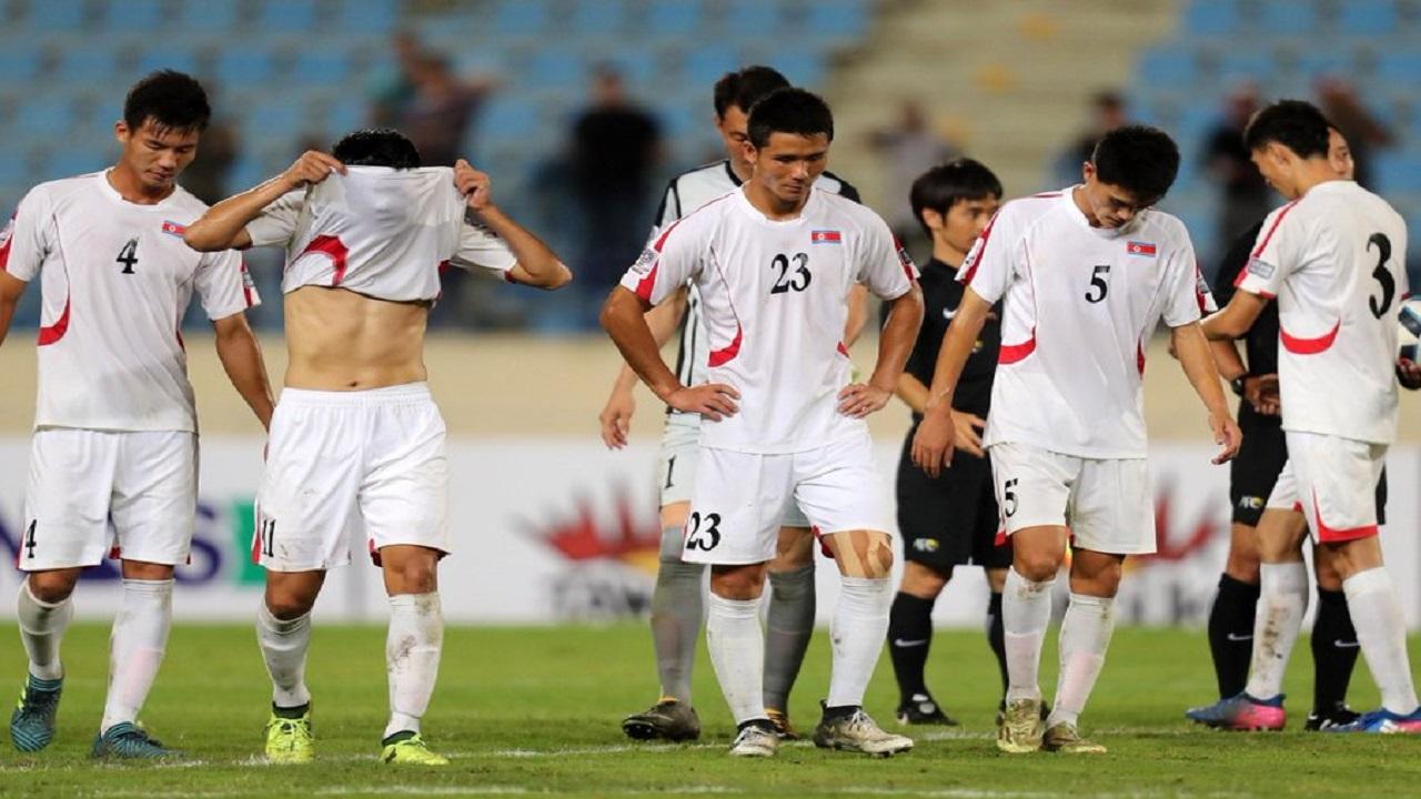 رسميا..انسحاب كوريا الشمالية من تصفيات مونديال 2022 وكأس آسيا