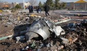 حكم قضائى ضد إيران بشأن تورطها في إسقاط الطائرة الأوكرانية