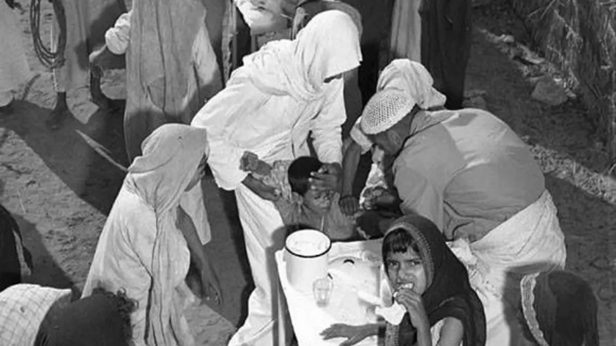 شاهد.. محطات تاريخية وثقت قصة نجاح المملكة في القضاء على الملاريا