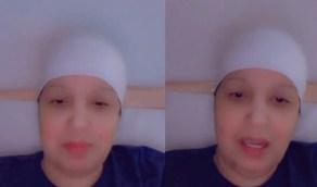 شاهد..أول ظهور لفيفي عبده بعد العملية