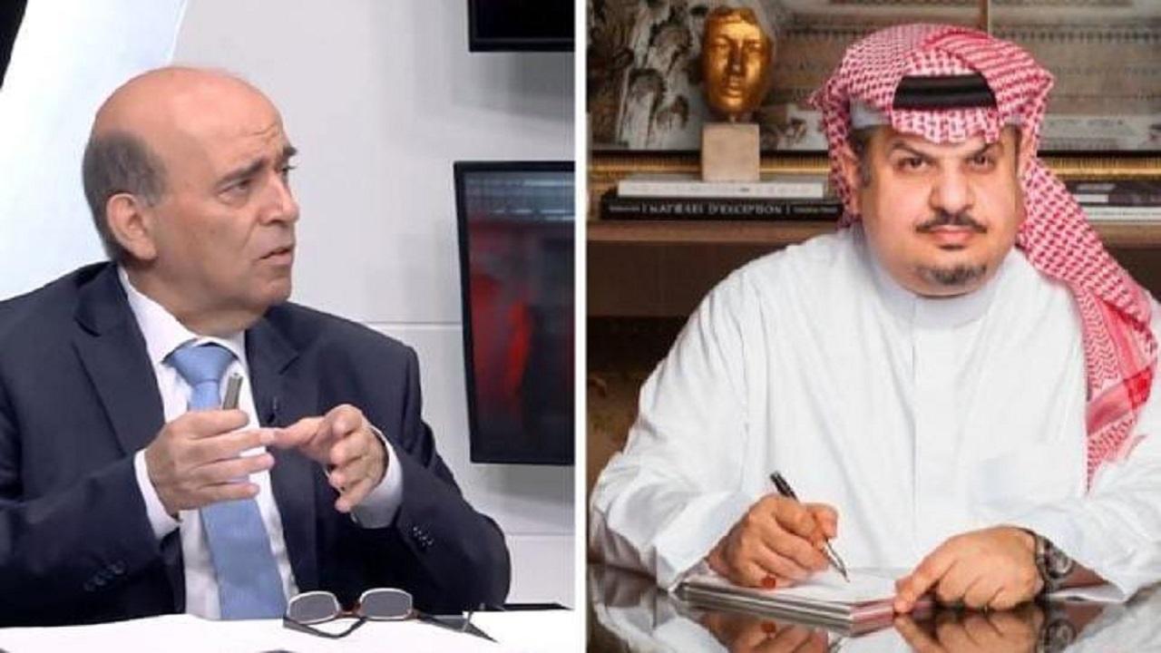 عبدالرحمن بن مساعد ردا على وزير خارجية لبنان: نفخر بأننا بدو أعزهم الله وأكرمهم