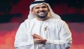حسين الجسمي يهنئ ولي عهد دبي بقدوم مولودين له