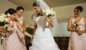 عروس تفاجىء صديقتها بطلب غريب قبل حفل زفافها