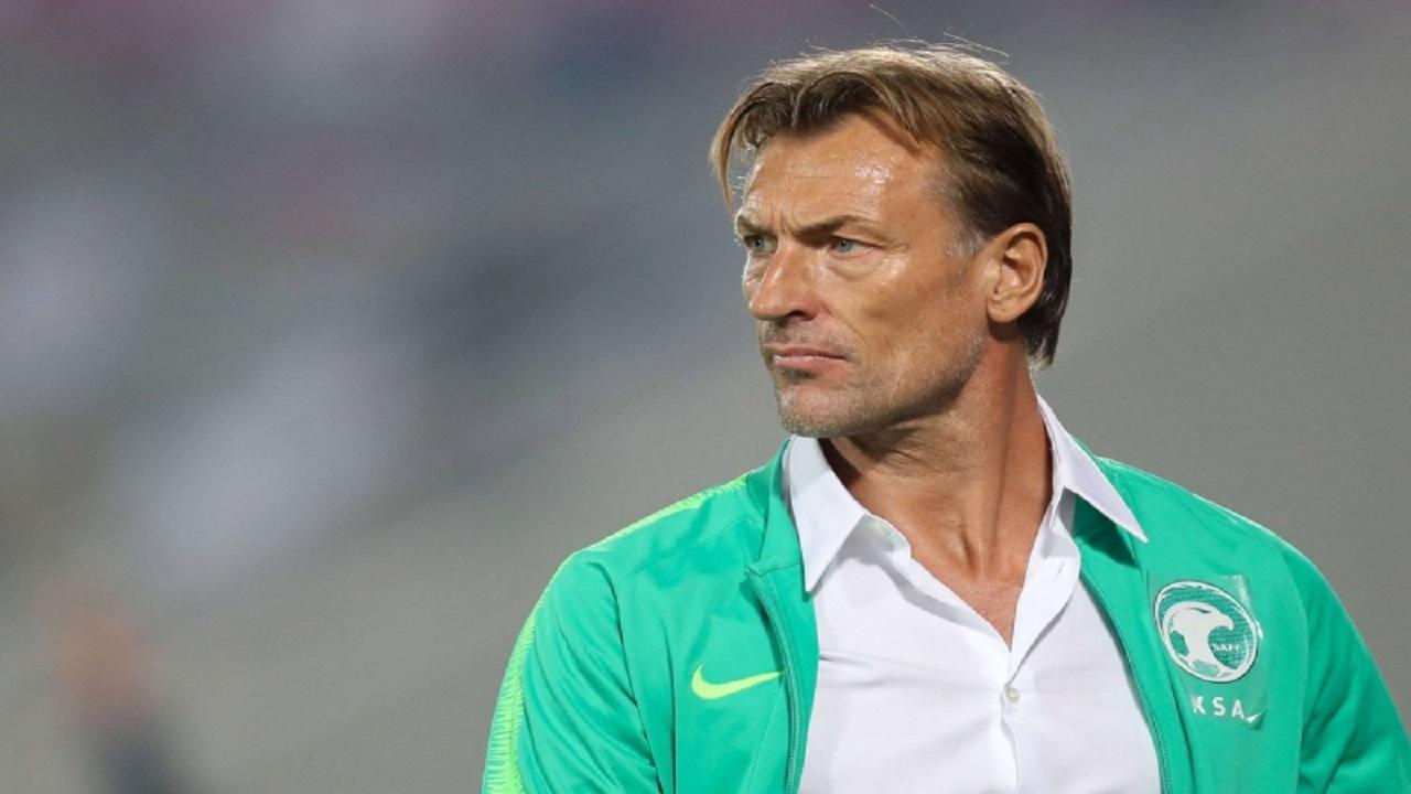 رينارد : مواجهات قوية تنتظر الأخضر في كأس العرب