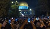 بالفيديو.. الفلسطينيون يدخلون المسجد الأقصى بعد وقف إطلاق النار في غزة