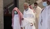 بالفيديو والصور.. أمير مكة في المسجد الحرام لتأدية مناسك العمرة