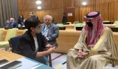 وزير الخارجية يلتقي وزيرة خارجية إندونيسيا ويبحث العلاقات الثنائية بين البلدين