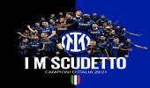 إنتر ميلان يتوج بلقب الدوري الإيطالي