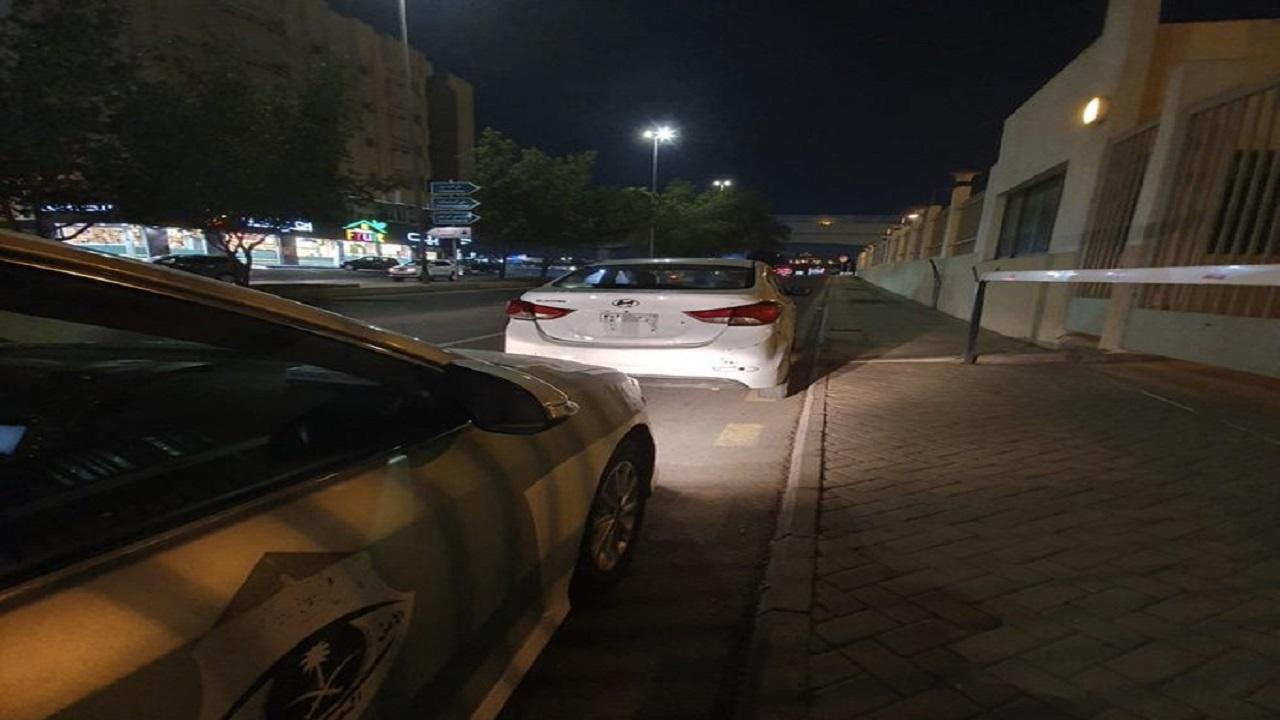القبض على قائد مركبة مارس التفحيط في جدة