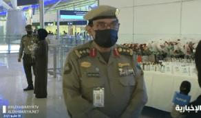 جوازات مطار الملك عبدالعزيز: جميع منصات التختيم مجهزة بأحدث الأجهزة التقنية وتعمل على مدار الساعة