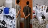 ضبط مصنع خمور يديره 3 مواطنين بعد بلاغات عن حالات تسمم بالرياض