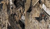 شاهد.. لقطات جوية تظهر مدى الدمار الذي لحق بقطاع غزة جراء القصف الإسرائيلي