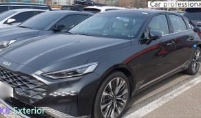 """كيا تزيح الستار عن سيارة """"K9"""" الجديدة"""