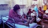 """ظهور مرض """"الفطر الأبيض"""" في ولايات بالهند"""