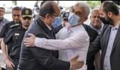 """الفلسطينيون يستقبلون الوفد المصري بأغنية """"تسلم الأيادي"""""""