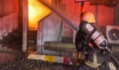 وفاة سيدة وأبنائها الخمسة في حريق بجدة