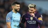 """""""أجويرو"""" عن ليونيل ميسي: لاعب استثنائي وسيبقى من أفضل اللاعبين"""
