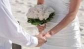 فتاة تخطط لحفل زفافها وجنازتها في نفس الوقت