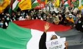 بالفيديو.. انفجار قنبلة بتجمع مؤيد للفلسطينيين في باكستان