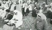 شاهد.. مظاهر احتفال المواطنين بالعيد قديما في أحياء وشوارع المملكة