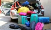 طرق بسيطة لتخزين الحقائب داخل صندوق السيارة