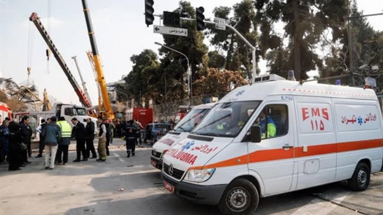 سقوط السكرتيرة الأولى بالسفارة السويسرية في إيران من مبنى مرتفع ووفاتها