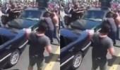 بالفيديو.. مشاجرة دامية بين لبنانين وسوريين بسبب التصويت لبشار الأسد