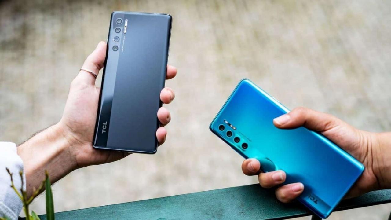 شركة TCL تعلن عن هاتف جديد منافس بتقنية الـ 5G