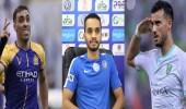 """""""حمدالله"""" و""""السومة"""" و""""البريك"""" يتنافسون على لقب أفضل لاعب"""