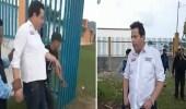 بالفيديو .. مكسيكيون يحتجزون مسؤول فاشل ويجرون محاكاة تمثيلية لإعدامه