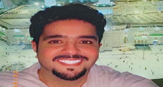 صورة..الأمير عبدالعزيز بن فهد يؤدي مناسك العمرة