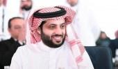 بالصور.. تركي آل الشيخ يتقلد وسام الملك عبدالعزيز