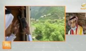 """بالفيديو.. قصة شاب نجح في تحويل سطح منزله إلى """" مزار سياحي """""""