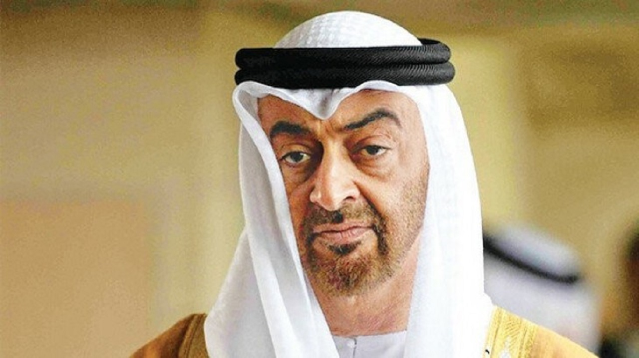 الشيخ محمد بن زايد يعرب عن قلقه إزاء أحداث القدس المحتلة