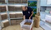 بالصور.. رجل أعمال يفتتح أول مطعم لتقديم الديدان