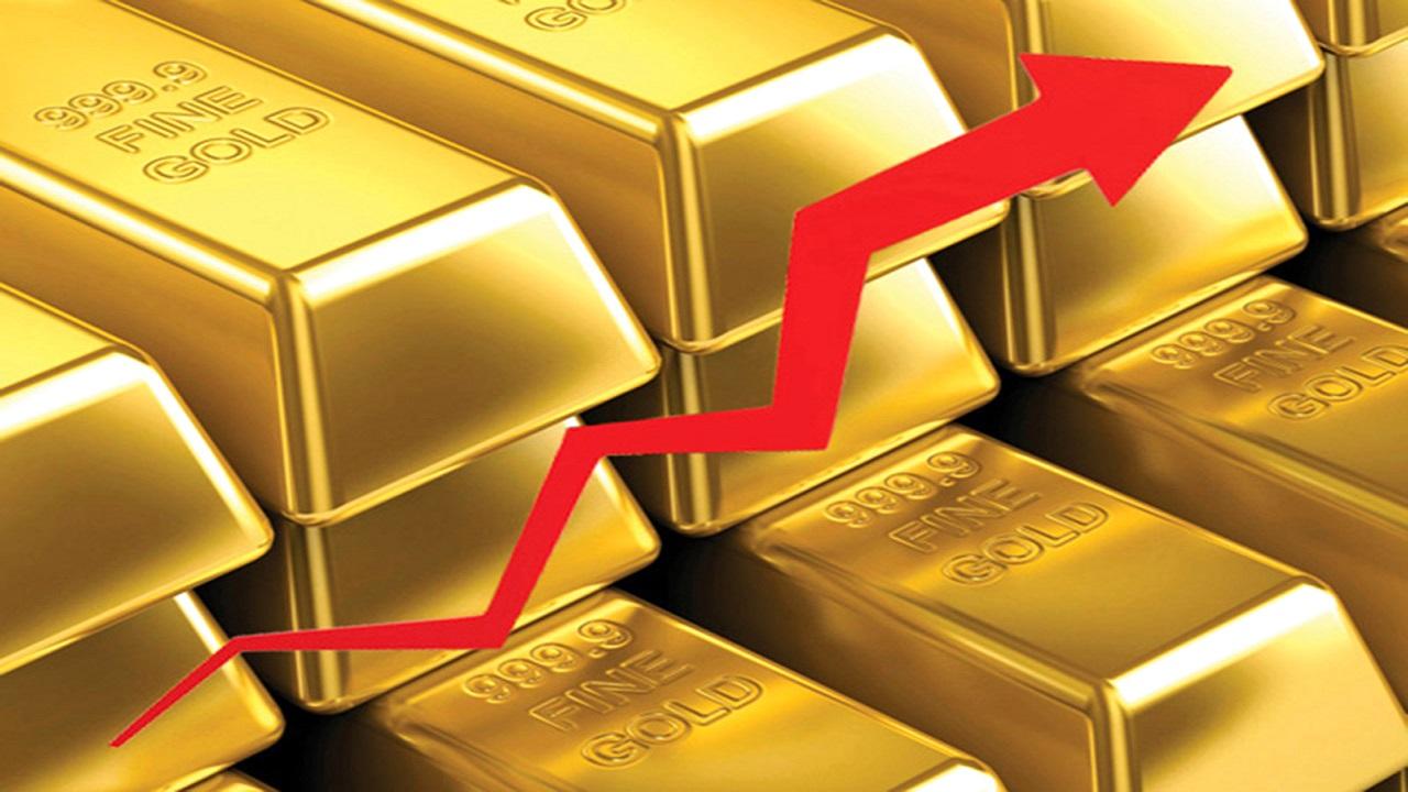 ارتفاع أسعار الذهب بنسبة 0.1%