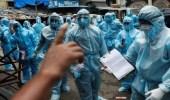 الهند تسجل 165553 إصابة جديدة بفيروس كورونا