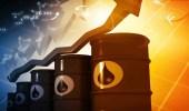 ارتفاع سعر النفط بنسبة 0.74 %