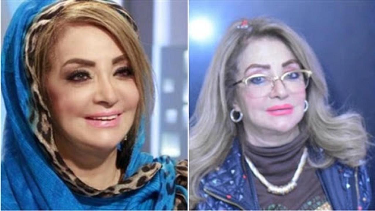 الفنانة شهيرة تعاود الظهور مجددًا بدون حجاب