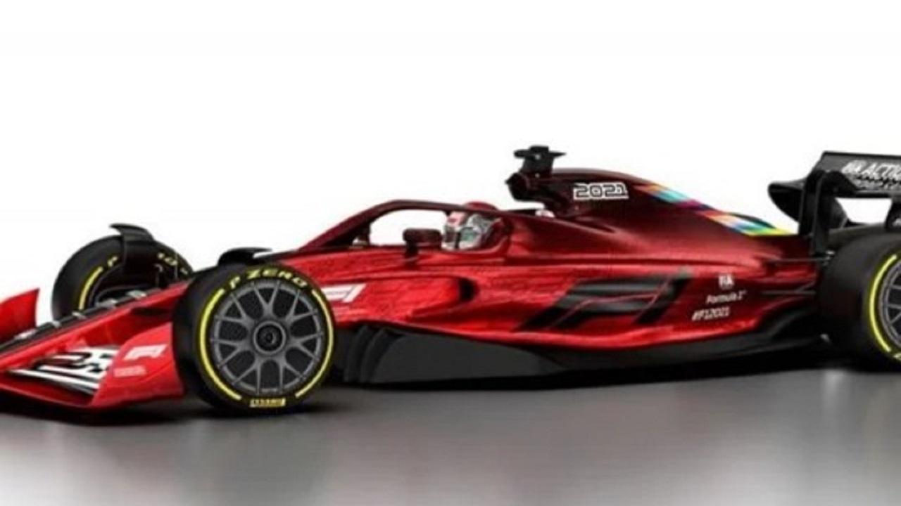 صور مسربة لسيارات الفورمولا 1 لموسم 2022